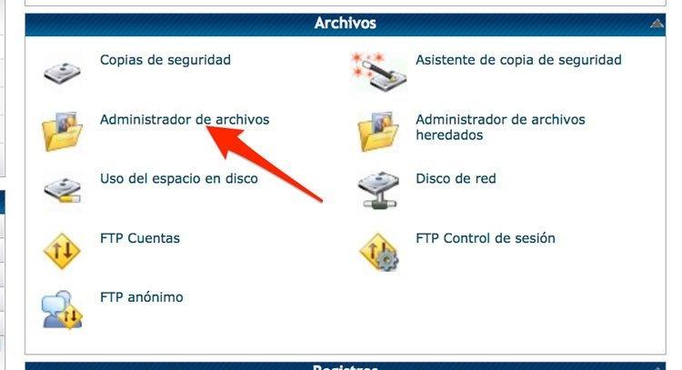 administrador-de-archivos