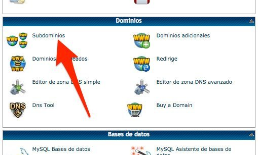 instalar wordpress como multisitio DNS2