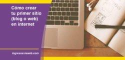 Cómo tener una página web con WordPress