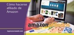 Cómo apuntarse al programa de afiliados de Amazon