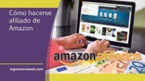 Darse de alta como afiliado de Amazon