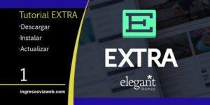 Configurar tema Extra de Elegant Themes 1