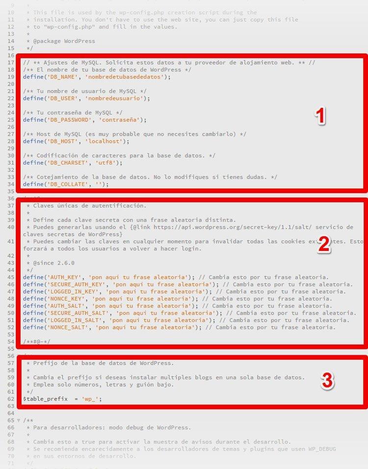 Web de localhost a un servidor online | INGRESOS VÍA WEB