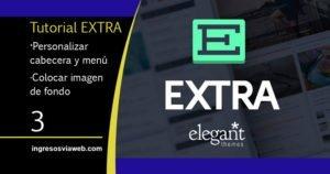 Personalizar el tema Extra de Elegant Themes
