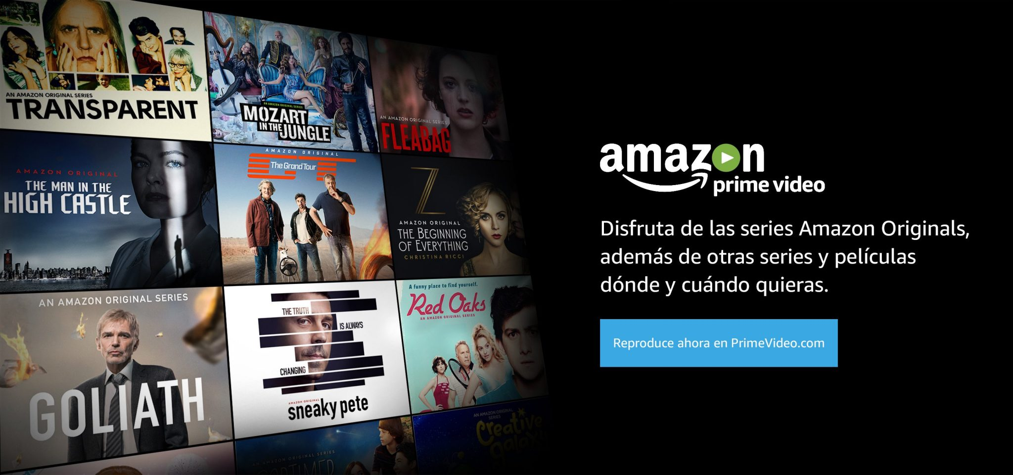 Amazon prime day y prime video para prime de amazon