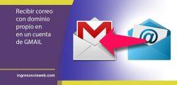 Configurar correo externo en una cuenta de Gmail