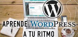 Curso de WordPress para hacer tu web de forma profesional