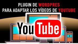 Plugin para vídeos de Youtube con botón de suscripción