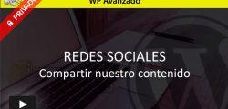 Compartir en las redes sociales