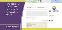 Configurar un formulario en Divi o Extra con casilla de verificación y política de privacidad
