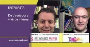 Vivir de internet con ingresos pasivos