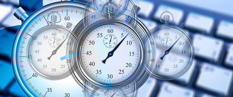 cronometro en mentiras de ganar dienro en internet