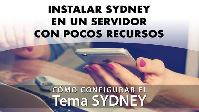 Instalar Sydney en servidor gratuito