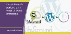 Aprovecha el Black Friday y Cyber Monday para crear una página web profesional con WordPress