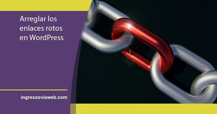 encontrar enlaces rotos en wordpress