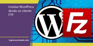 WordPress desde FTP