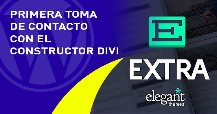 constructor divi en el tema EXTRA
