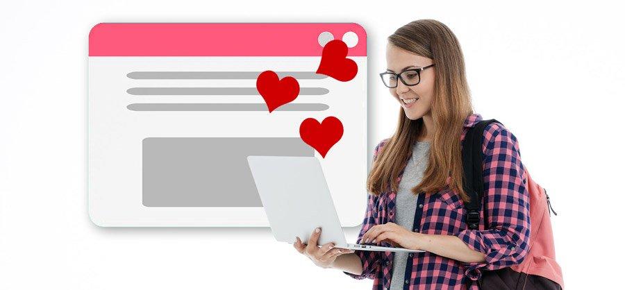 Landing Page atractiva y llamativa