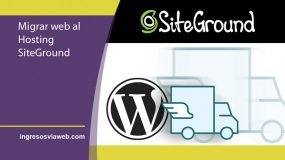 migrar web al mejor hosting para WordPress. Siteground