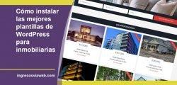Las mejores plantillas de WordPress para inmobiliarias de 2021