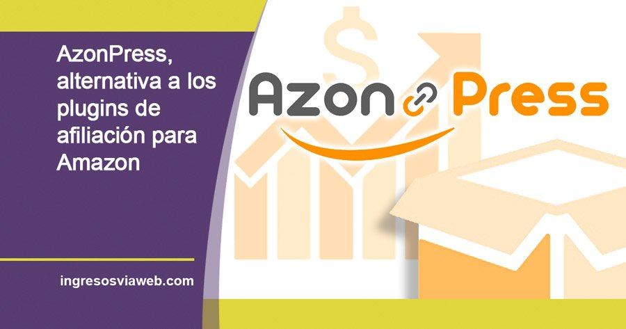 AzonPress, la mejor alternativa a los plugins de afiliación para Amazon