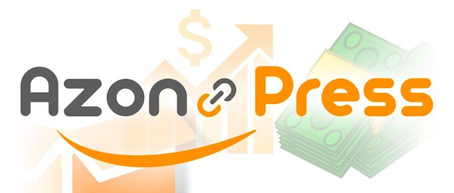 AzonPress, plugin de WordPress para afiliados de Amazon